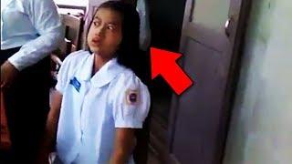 Video 13 Scariest Ghost Sightings Caught at Schools MP3, 3GP, MP4, WEBM, AVI, FLV Juni 2019