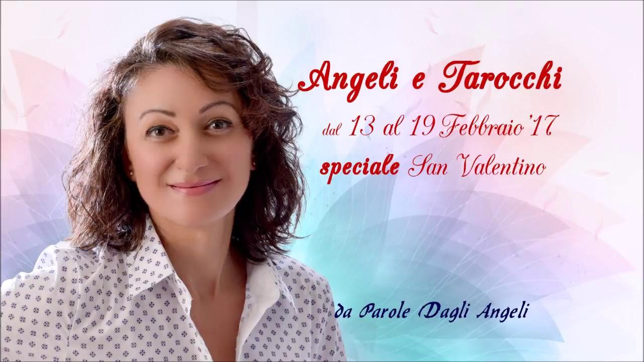 Lettura settimanale Carte degli Angeli dal 13 al 19 febbraio 2017 ♥ Speciale San Valentino
