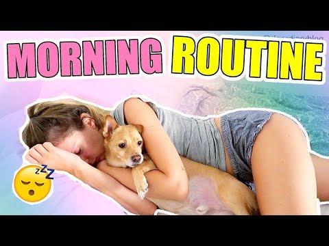 MORNING ROUTINE  Vuelta a la RUTINA · DearDiaryBlog