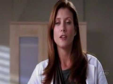 3x04 What I am - Meredith talks to Addison on morphine