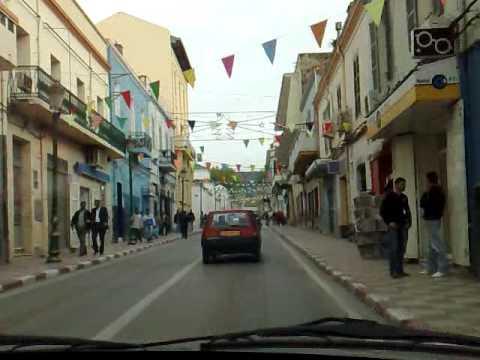 Tlemcen -Rue de France - Avril 2009