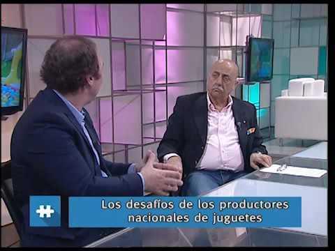 Matías Furio visitó Trabajo Argentino