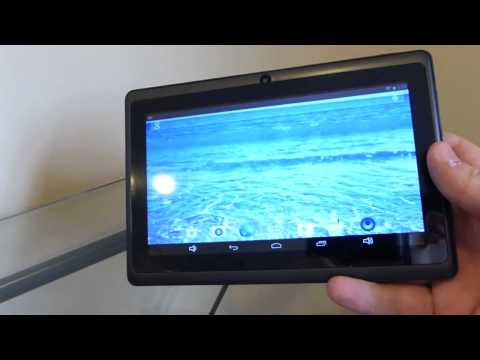 Review: KingPad K70 Android Tablet