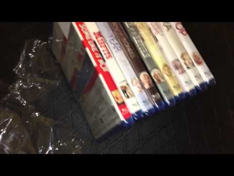 Unboxing Marilyn Monroe Bluray Movie