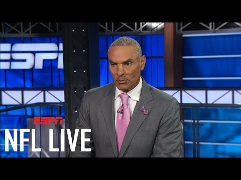 Why Herm Edwards Offered Financial Advice To Young NFL Players | NFL Live | ESPN (видео)