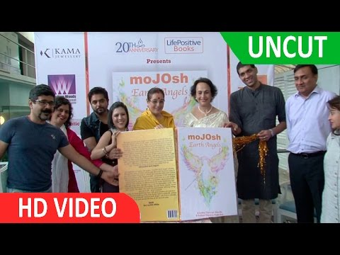 UNCUT Poonam Sinha & Shibani Kashyap At Book Launch Of Mojosh Earth Angels