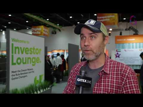 Interview with Benji Rogers -GITEX Future Stars