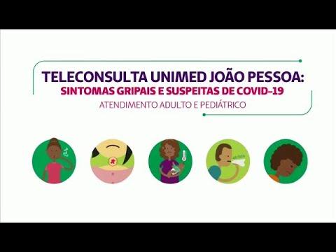 Unimed João Pessoa disponibiliza teleconsultas para clientes