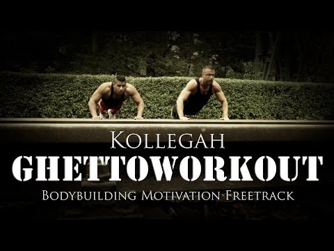 Kollegah - Ghettoworkout Video