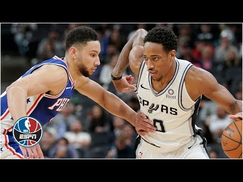 Video: Spurs vs. 76ers highlights | NBA on ESPN