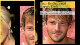 be creativo  Subscribe today and give the gift of knowledge to yourself or a friend Sarah Harding Dating History1 : Sarah Harding Dating History2 : Sarah Harding dated Stephen Dorff3 : Sarah Harding dated Calum Best4 : Sarah Harding dated Mikey Green