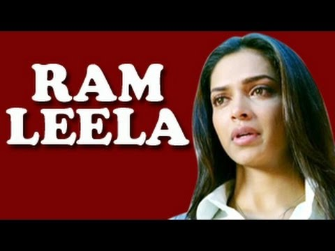 Deepika Padukone Cries on the Sets of RAM LEELA