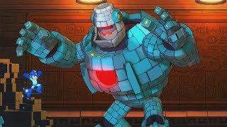 Video Mega Man 11 - Boss Battles [Buster Only, No Damage] + Ending MP3, 3GP, MP4, WEBM, AVI, FLV Oktober 2018