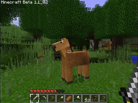 Minecraft Mods #5: Mo'Creatures [1.7.2] PL