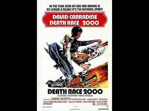 Death Race 2000 (1975) Full Movie