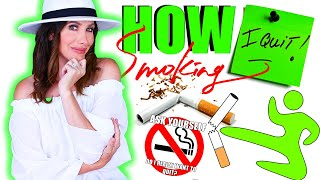 How I Quit Smoking by Channon Rose