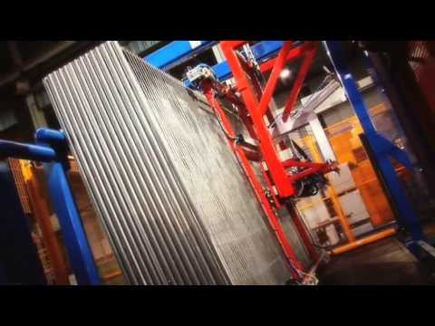 AWL-Techniek | Production line for temporary fencing