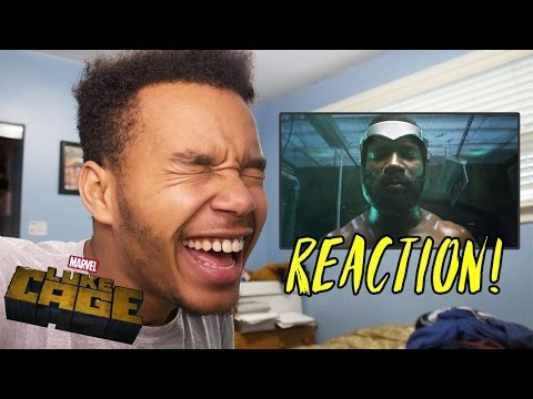 """Luke Cage Season 1 Episode 4 """"Step in the Arena"""" REACTION!"""