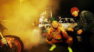 """サイプレス上野とロベルト吉野 """"ホッピン!"""" (Official Music Video)"""