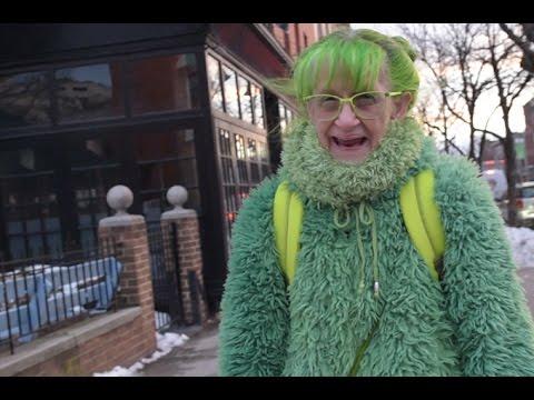Zelená dáma
