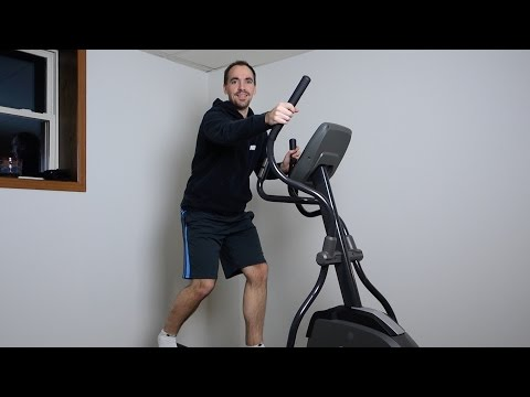 How to Assemble an Elliptical (Horizon Fitness EX-59-02 Elliptical Trainer)