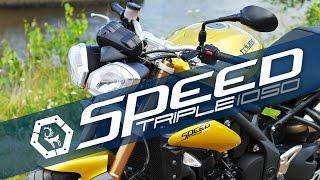 8. Triumph Speed Triple 1050 ABS 2013 Review - Finlandia Ch.6