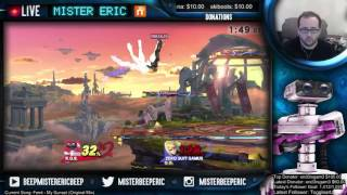 Mister Eric Vs Jayroach2