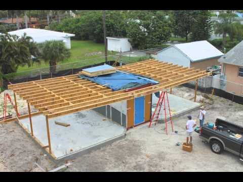 Mesocore Modular Prefab Home –  Timelapse Video