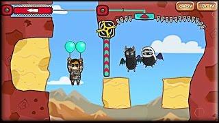 The Mexican adventure is now aiming to fly high in Afghanistan. Help him achieve this new goal in this puzzle game called Amigo Pancho 6. Just like your prev...