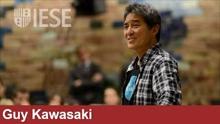 Guy Kawasaki: Entrepreneur without a business plan