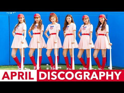 THE EVOLUTION OF APRIL (에이프릴) - TRIBUTE (2015-2017)