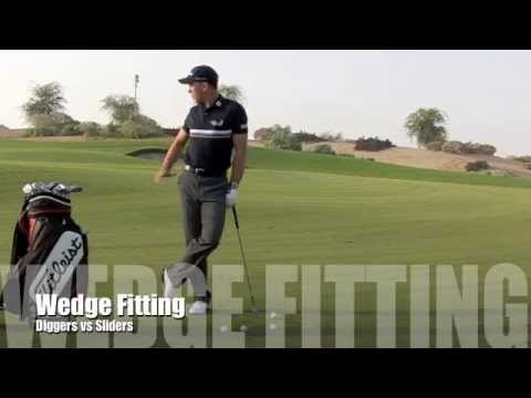 Golf Lessons: Master your chipping, Titleist wedge fitting