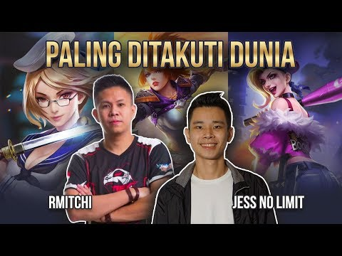 5 PLAYER ASSASSIN MOBILE LEGENDS PALING DITAKUTI DUNIA