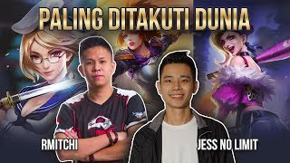 Video 5 PLAYER ASSASSIN MOBILE LEGENDS PALING DITAKUTI DUNIA MP3, 3GP, MP4, WEBM, AVI, FLV Mei 2019
