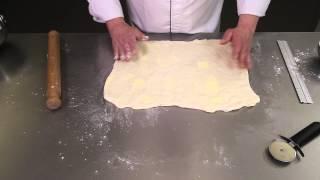 Kaasvlinder maken