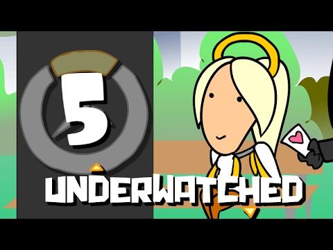 UnderWatched Ep5 情人節卡片