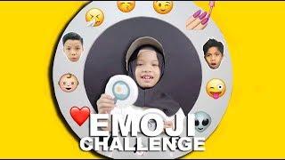 Video EMOJI CHALLENGE With Saleha Halilintar MP3, 3GP, MP4, WEBM, AVI, FLV Mei 2019