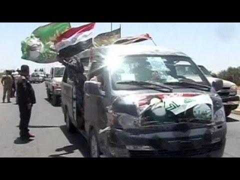 Ιράκ: Επιστρέφουν οι πρόσφυγες του Τικρίτ