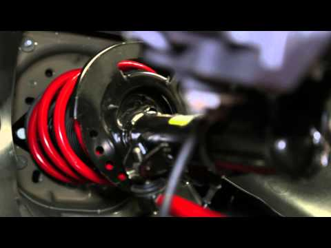 PRI 2014: BMR's 2015 Ford Mustang's Spring & Sway Bar offerings for 3 different setup options