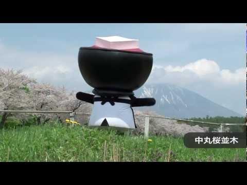 とふっちと行く「岩手の桜」~小岩井農場~
