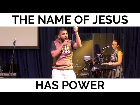 The Name Of Jesus Has Lost None Of Its Power #2