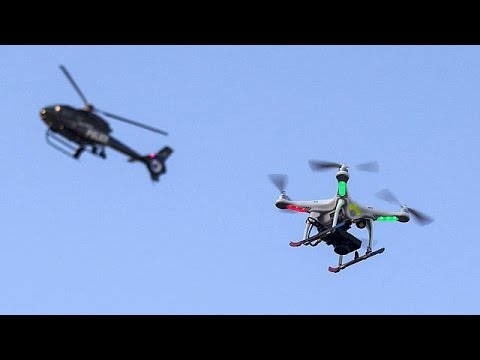 ΗΠΑ: Προσπάθησαν να περάσουν ναρκωτικά σε φυλακή μέσω drone