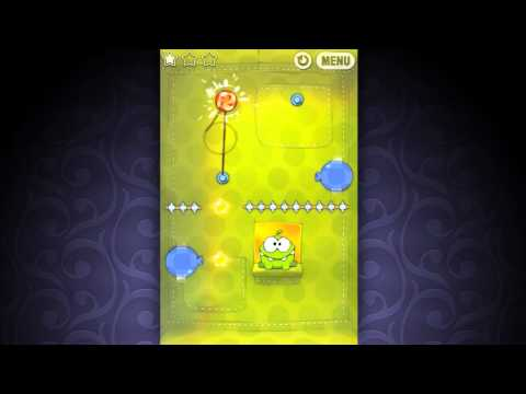 0 Test : Cut the Rope ( iPhone / iPad )