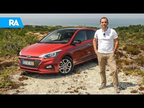 Hyundai i20 1.2 MPI (84 cv). NÃO COMPRES sem ver isto! видео