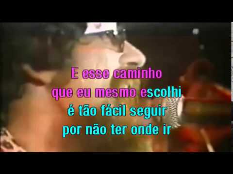Video Raul Seixas -  Maluco Beleza -  Karaoke download in MP3, 3GP, MP4, WEBM, AVI, FLV January 2017