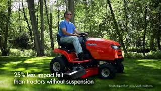 5. 2018 Simplicity® Regent™ Premium Lawn Tractor
