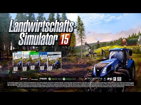 Farming Simulator 15 - Gameplay Teaser