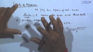 Mod-13 Lec-15 Concept Of Limit Of A Sequence