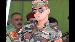 شرفان ديركي – ضابط بقوات بيشمركة روج أفا