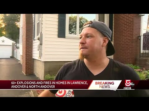 'It was madness,' resident says seeing explosion
